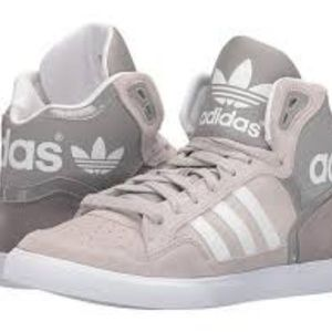 Adidas Extraball High Top Sneakers